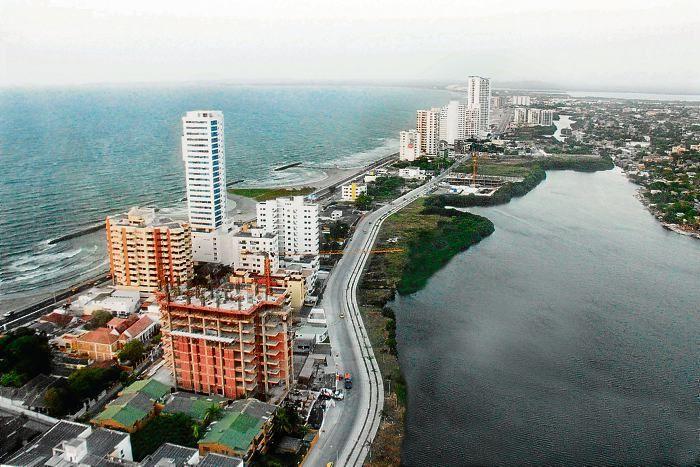 Desarrollo inmobiliario en cartagena