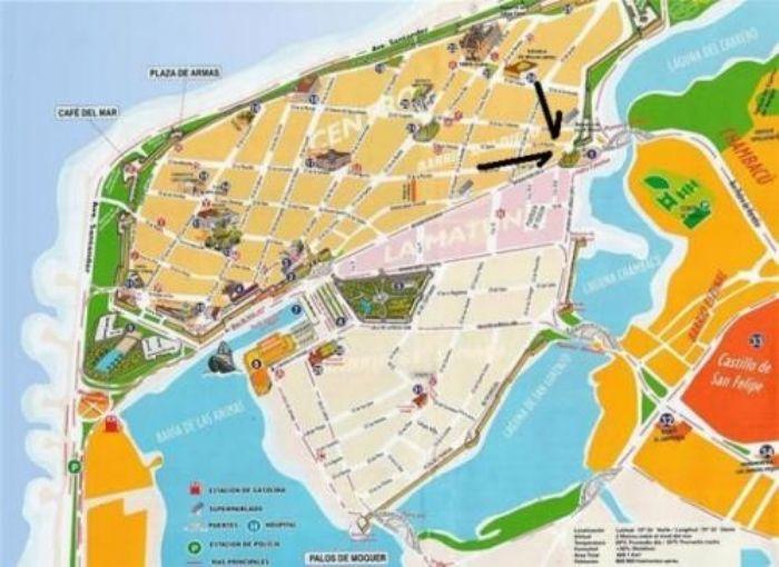 Información histórica de Cartagena