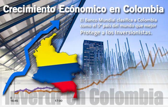 Los motivos para invertir en Colombia