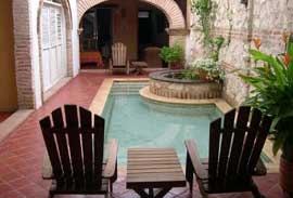 Casas coloniales en San Diego, Santo Domingo, Getsemani - Cartagena - Colombia